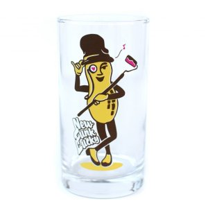 画像2: 【NEWFUNK】Lucky Peanut Straight Glass