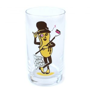 画像1: 【NEWFUNK】Lucky Peanut Straight Glass