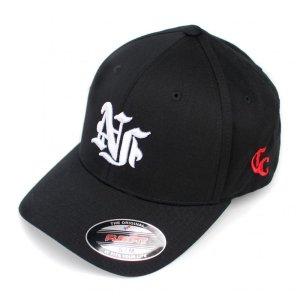 画像1: 【NEWFUNK】NF B.B CAP (BK/WH)