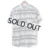 Pattern Shirt / PZRY BLACK / size: L