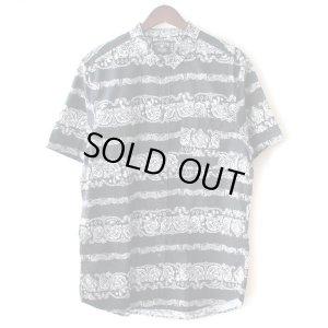 画像1: Pattern Shirt / PZRY BLACK / size: L