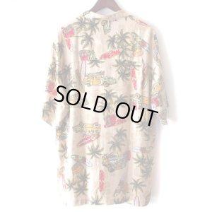 画像2: Pattern Shirt / Surf Car / size: XL