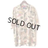 Pattern Shirt / Surf Car / size: XL