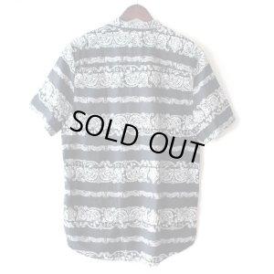 画像2: Pattern Shirt / PZRY BLACK / size: L