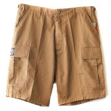 【NEWFUNK】TACTICAL BDU SHORT (BROWN)