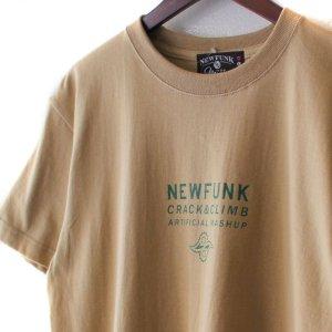 画像3: 【NEWFUNK】PAISLEY BANDANA TEE (KHAKI)