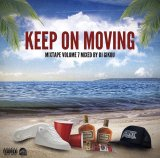 DJ GIKOU 『KEEP ON MOVING -MIXTAPE VOLUME 7-』(2枚組: CD+DVD)
