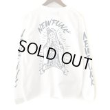 "【NEWFUNK】SIBA ""MARIA"" LONG SLEEVE SHIRT (WHITE)"