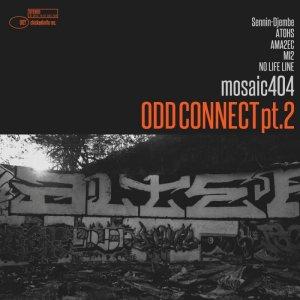 画像1: mosaic404 from ドフォーレ商会『ODDconnect pt.2』(CD-R / 特典付き)