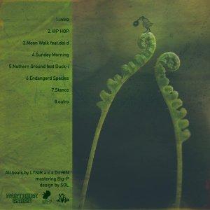 画像2: winp × LYNIR 『ENDANGERED SPECIES』(CD-R)
