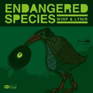 画像1: winp × LYNIR 『ENDANGERED SPECIES』(CD-R)