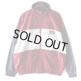 【NEWFUNK】K.G.R TRACK JACKET (WINE RED)