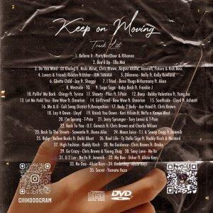 画像2: DJ GIKOU 『KEEP ON MOVING -MIXTAPE VOLUME 8-』(CD)
