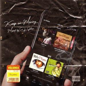 画像1: DJ GIKOU 『KEEP ON MOVING -MIXTAPE VOLUME 8-』(CD)