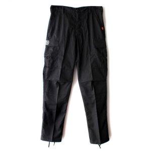 画像1: 【NEWFUNK】TACTICAL BDU CARGO PANTS (Black)