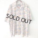Pattern Shirt / Surf / size: 2XL