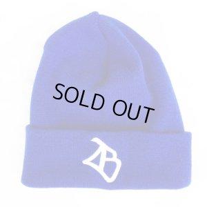 画像1: 【LIBE BRAND】ORIGINAL KNIT CAP (BLUE)